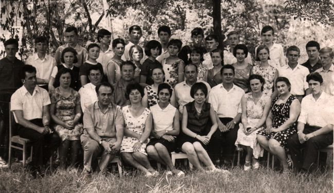 ДМШ_6-май1968-выпускники