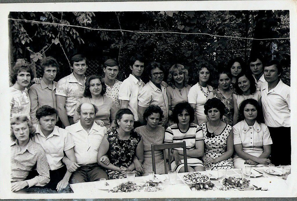 Выпускники народного отделения